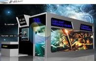 Best Mobile 5d 6d 7d cinema cabinet supplier, Mobile 5D Cinema WITH Snow, bubble, rain, wind Special effect system