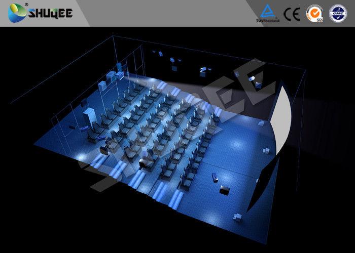hydraulic 4d cinema 5d 6d 7d imax movie theater equipment